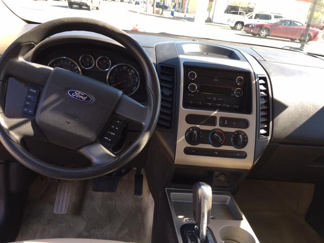 2008 Ford Edge for sale at National Auto Sales Inc. - Hazel Park Lot in Hazel Park MI