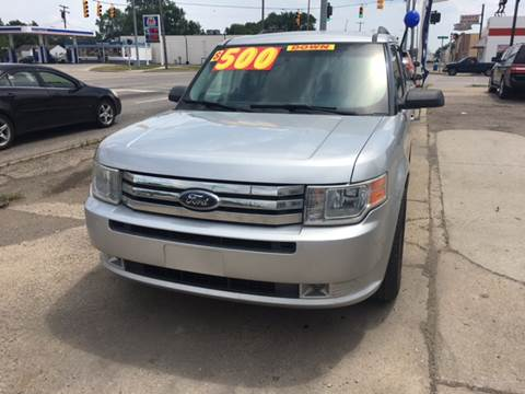 2009 Ford Flex for sale at National Auto Sales Inc. - Hazel Park Lot in Hazel Park MI