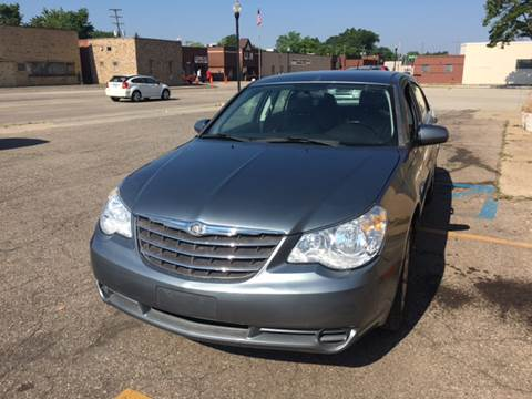 2010 Chrysler Sebring for sale at National Auto Sales Inc. - Hazel Park Lot in Hazel Park MI