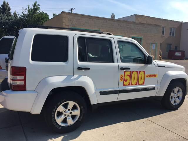 2010 Jeep Liberty for sale at National Auto Sales Inc. - Hazel Park Lot in Hazel Park MI