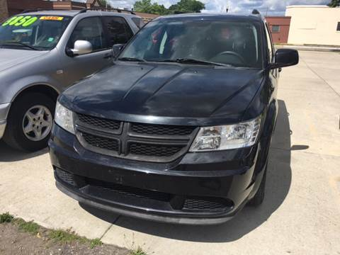 2011 Dodge Journey for sale at National Auto Sales Inc. - Hazel Park Lot in Hazel Park MI