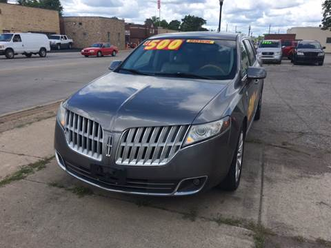2010 Lincoln MKT for sale at National Auto Sales Inc. - Hazel Park Lot in Hazel Park MI