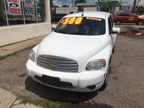 2011 Chevrolet HHR for sale at National Auto Sales Inc. - Hazel Park Lot in Hazel Park MI