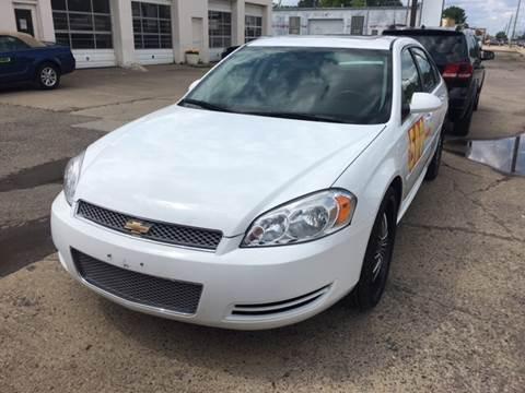 2013 Chevrolet Impala for sale at National Auto Sales Inc. - Hazel Park Lot in Hazel Park MI