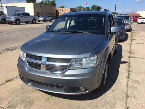 2010 Dodge Journey for sale at National Auto Sales Inc. - Hazel Park Lot in Hazel Park MI