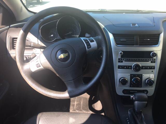 2010 Chevrolet Malibu for sale at National Auto Sales Inc. - Hazel Park Lot in Hazel Park MI