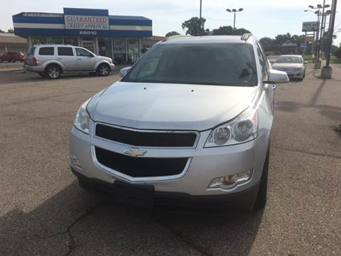 2009 Chevrolet Traverse for sale at National Auto Sales Inc. - Hazel Park Lot in Hazel Park MI