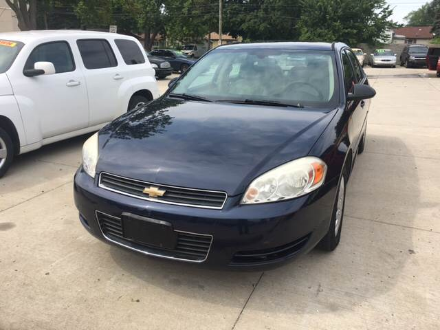 2009 Chevrolet Impala for sale at National Auto Sales Inc. - Hazel Park Lot in Hazel Park MI