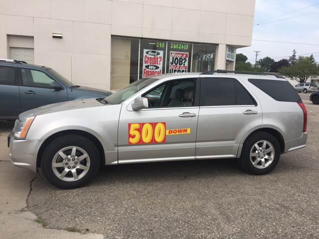 2006 Cadillac SRX for sale at National Auto Sales Inc. - Hazel Park Lot in Hazel Park MI