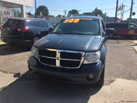 2007 Dodge Durango for sale at National Auto Sales Inc. - Hazel Park Lot in Hazel Park MI