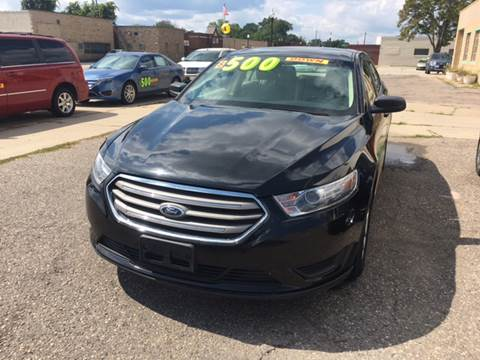 2010 Ford Taurus for sale at National Auto Sales Inc. - Hazel Park Lot in Hazel Park MI