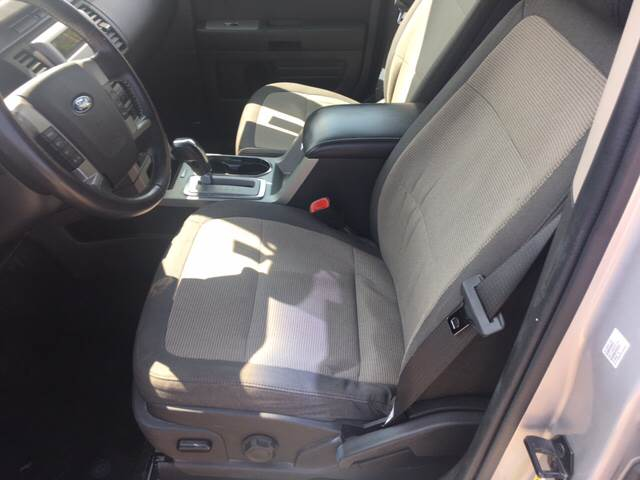 2012 Ford Flex for sale at National Auto Sales Inc. - Hazel Park Lot in Hazel Park MI