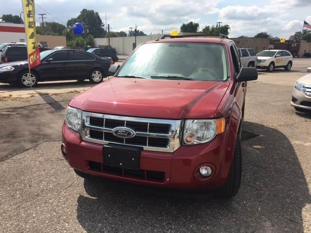 2010 Ford Escape for sale at National Auto Sales Inc. - Hazel Park Lot in Hazel Park MI