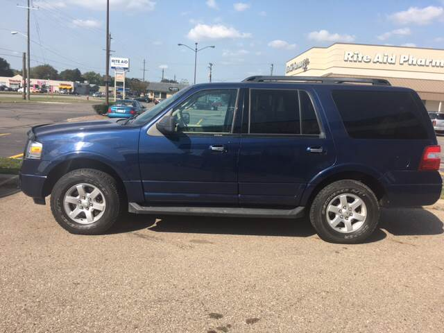 2009 Ford Expedition for sale at National Auto Sales Inc. - Hazel Park Lot in Hazel Park MI