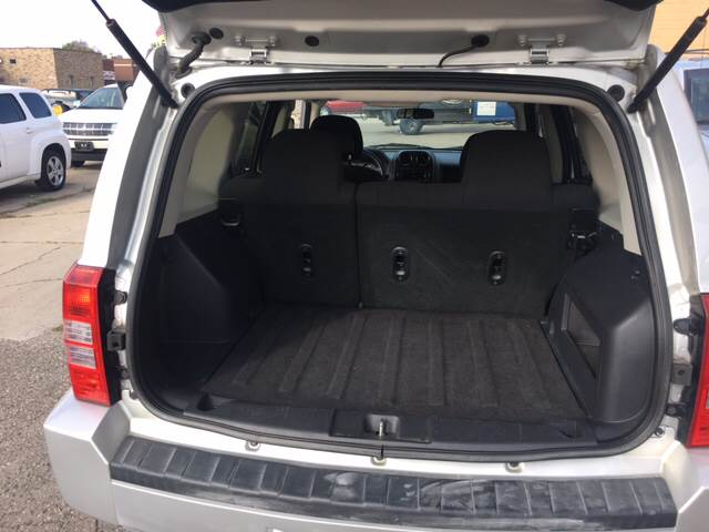2010 Jeep Patriot for sale at National Auto Sales Inc. - Hazel Park Lot in Hazel Park MI