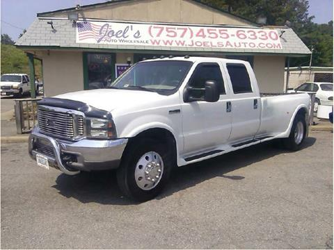 1999 Ford F-450 Super Duty for sale in Norfolk, VA