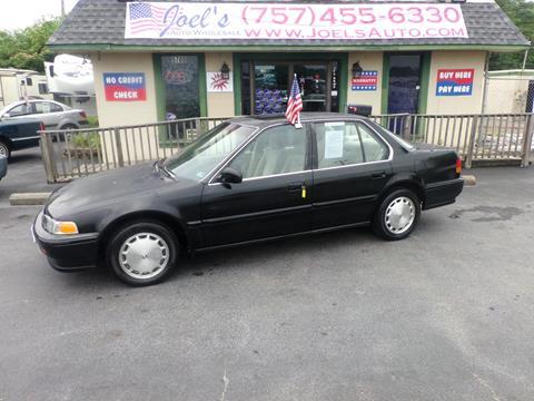 1992 Honda Accord for sale in Norfolk, VA