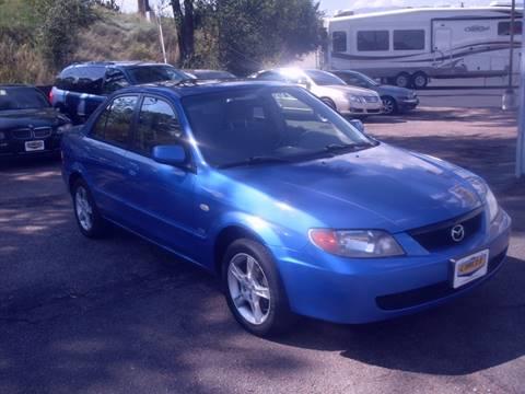 2003 Mazda Protege for sale in Colorado Springs, CO