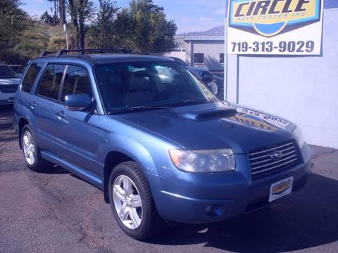 2007 Subaru Forester for sale in Colorado Springs, CO