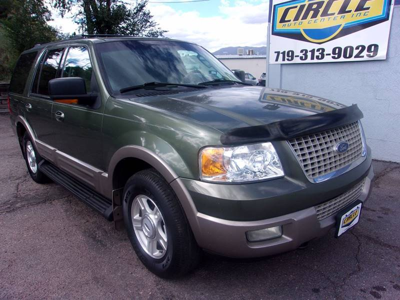 2003 Ford Expedition Eddie Bauer 4wd 4dr Suv In Colorado Springs Co Rhcircleautocenter: Fuel Filter 2003 Ford Expedition Ed Bauer At Gmaili.net