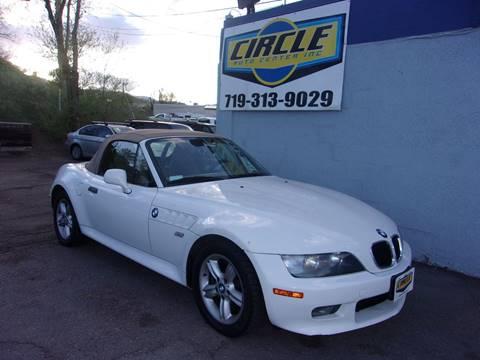 Used Bmw Z3 For Sale Carsforsalecom