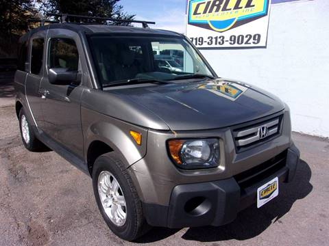 2007 Honda Element for sale in Colorado Springs, CO