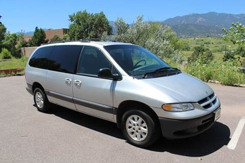 2000 Dodge Grand Caravan for sale at Circle Auto Center in Colorado Springs CO