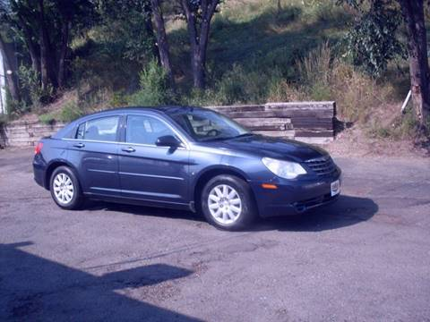 2008 Chrysler Sebring for sale at Circle Auto Center in Colorado Springs CO