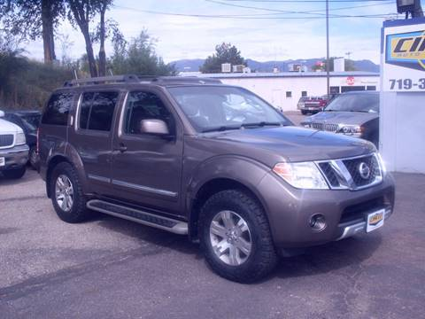 2008 Nissan Pathfinder for sale in Colorado Springs, CO