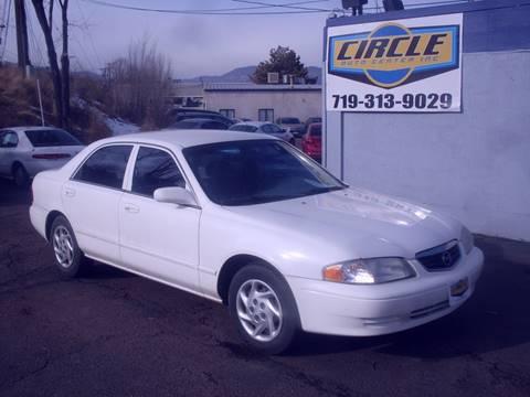 2000 Mazda 626 for sale in Colorado Springs, CO