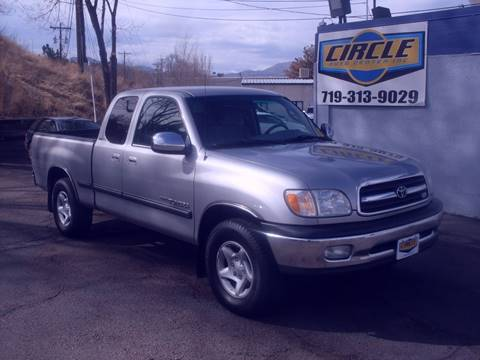 2002 Toyota Tundra for sale in Colorado Springs, CO