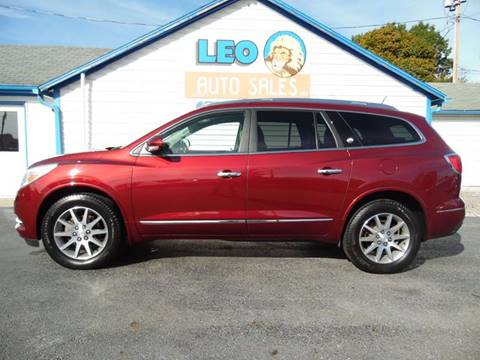 2017 Buick Enclave for sale in Leo, IN