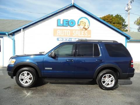2007 Ford Explorer for sale in Leo, IN