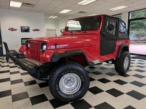 1995 Jeep Wrangler for sale in Colorado Springs, CO