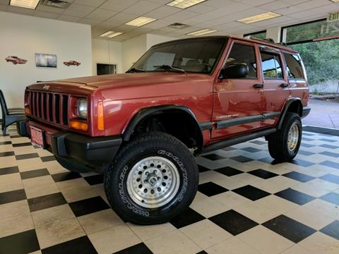 1999 Jeep Cherokee for sale in Colorado Springs, CO