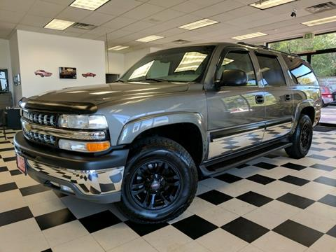 2001 Chevrolet Suburban for sale in Colorado Springs, CO
