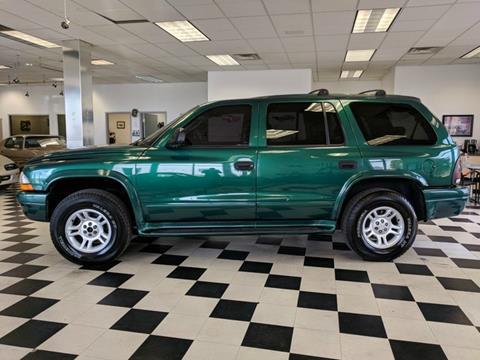 2003 Dodge Durango 2003 Dodge Durango ...