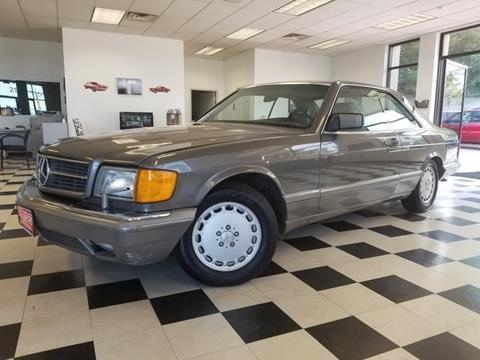 1988 Mercedes Benz 560 Class ...