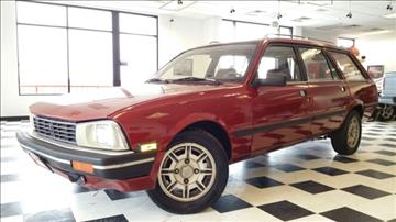 1986 Peugeot 5 SERIES for sale in Colorado Springs, CO