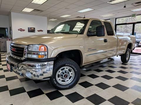 2004 GMC Sierra 2500HD for sale in Colorado Springs, CO