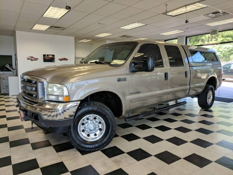 Cool Rides Of Colorado Springs >> 2002 Ford F 350 Super Duty Xlt In Colorado Springs Co