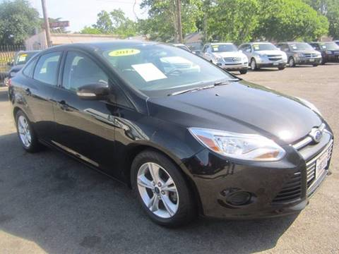 2014 Ford Focus for sale at City Auto Center - Sacramento in Sacramento CA
