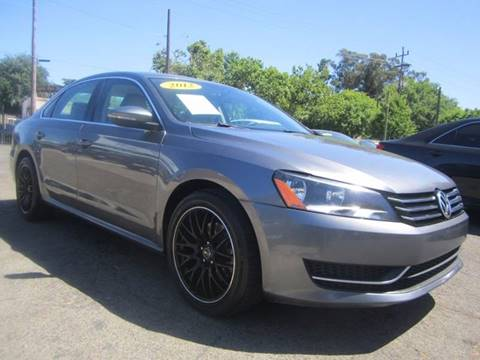 2012 Volkswagen Passat for sale at City Auto Center in Sacramento CA
