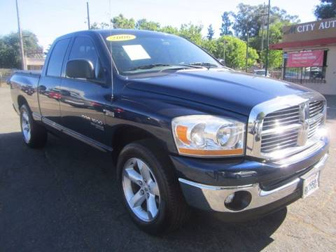 2006 Dodge Ram Pickup 1500 for sale at City Auto Center - Sacramento in Sacramento CA
