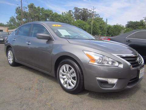 2014 Nissan Altima for sale at City Auto Center - Sacramento in Sacramento CA