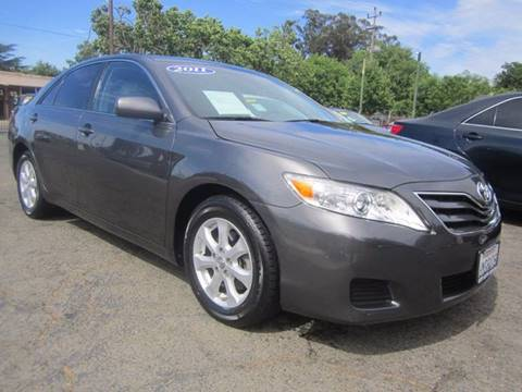 2011 Toyota Camry for sale at City Auto Center - Sacramento in Sacramento CA