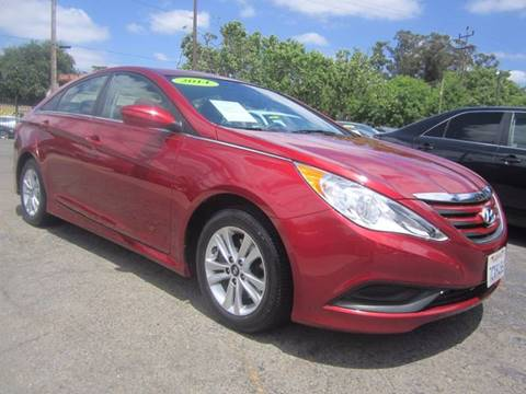 2014 Hyundai Sonata for sale at City Auto Center in Sacramento CA