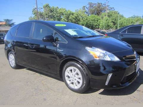 2014 Toyota Prius v for sale at City Auto Center in Sacramento CA