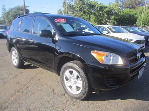 2010 Toyota RAV4 for sale at City Auto Center in Sacramento CA