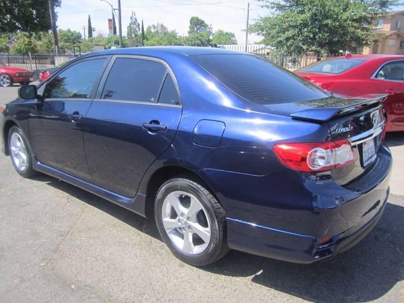 2013 Toyota Corolla S 4dr Sedan 4A - Sacramento CA